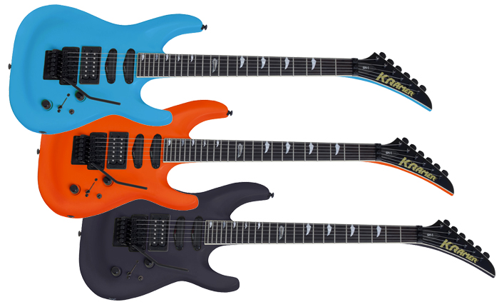 KRAMER Guitars