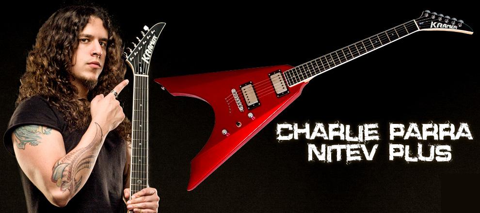 NiteV Plus Charlie Parra NiteV Plus Charlie Parra
