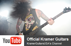 Kramer YouTube Channel