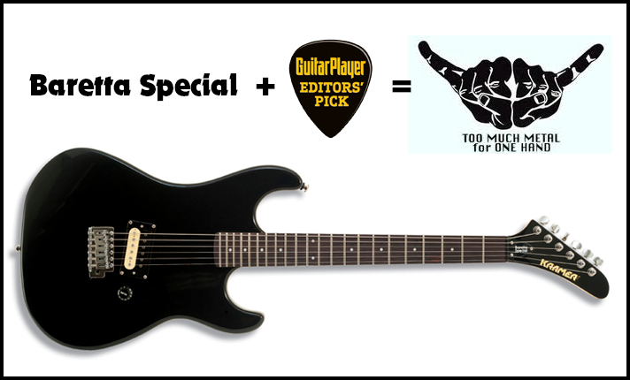 Baretta Special - Guitar Player