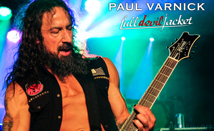 Kramer interviews Paul Varnick of Full Devil Jacket