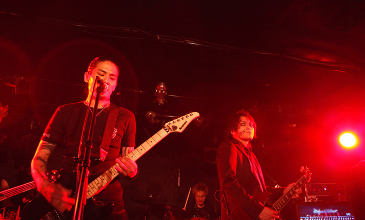 Kramer Interviews: Japanese guitarist Shin - Heaven
