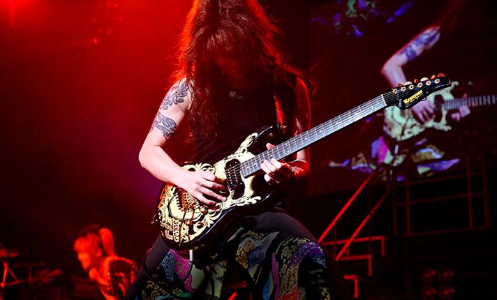 Kramer Interviews: Japanese guitarist Nozomu Wakai - aka Zorro